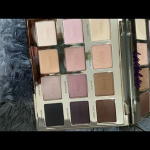 tarte tartlette in bloom eyeshadow palette